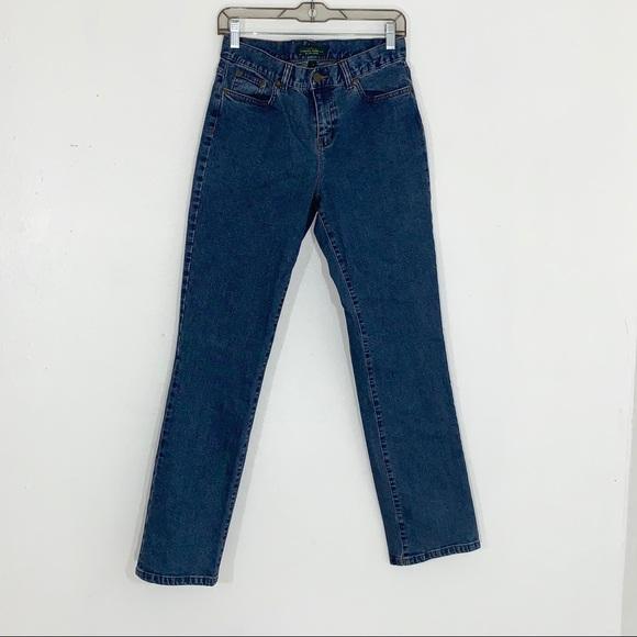 LRL Ralph Lauren Blue Jeans Size 2